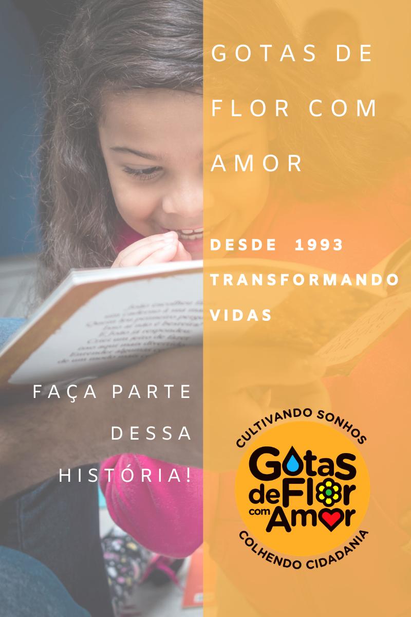 ONG Gotas de Flor com Amor